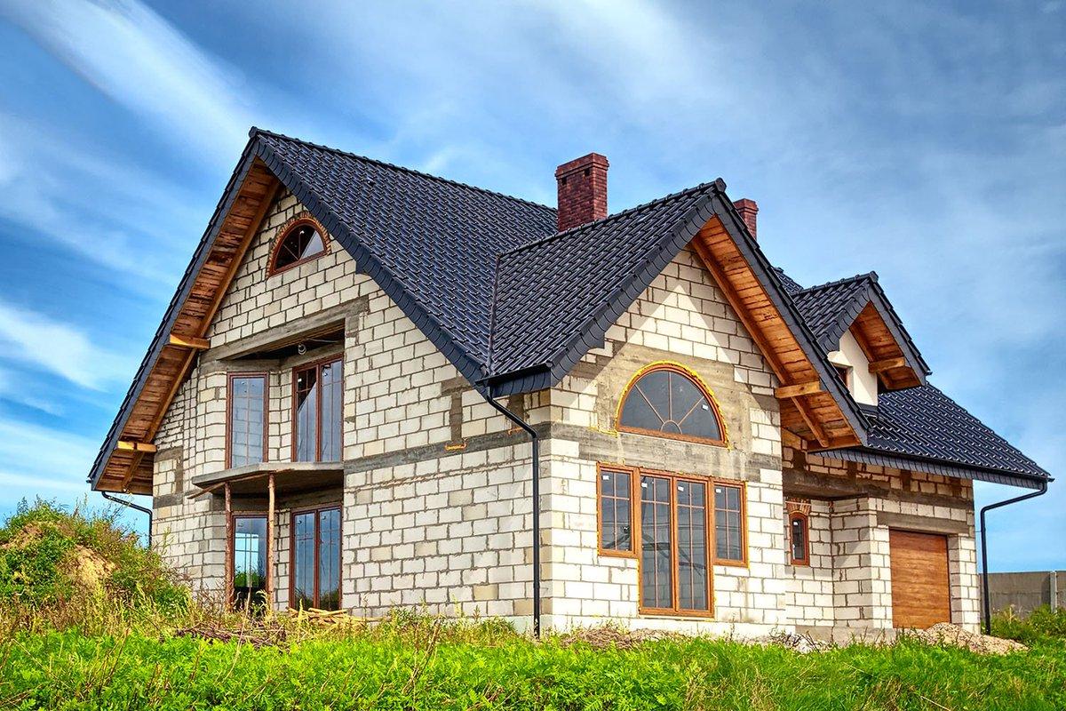 дома из пеноблоков в Орехово-Зуево